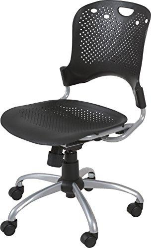 balt office chair ergonomics Balt Circulation Task Chair, Black, 1 Carton