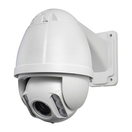 SWN12 - SWANN CCTV PRO-754 700TVL Dome PTZ Camera IP66 Day & Night PAN/TILT/Zoom 10X Optical Zoom 30M Night Vision CCD