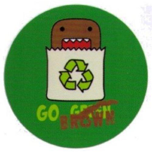 Domo-Kun Go Green 3\