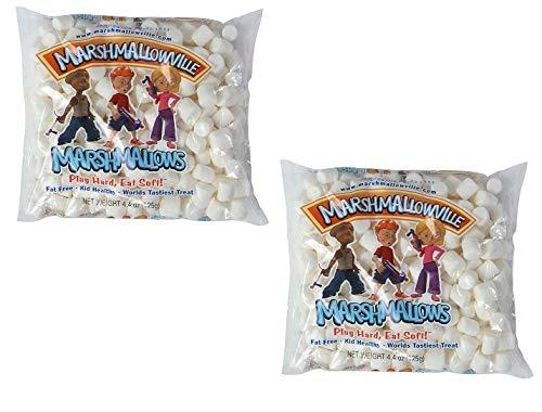 Marshmallow Fun Company Mini Marshmallows 2 pack