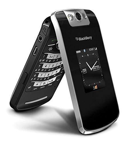 Blackberry 8220 Pearl Flip Black QWERTY Klapphandy Außendisplay Smartphone