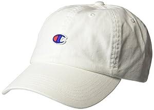 Champion Men's Father Dad Adjustable Cap, white, OS