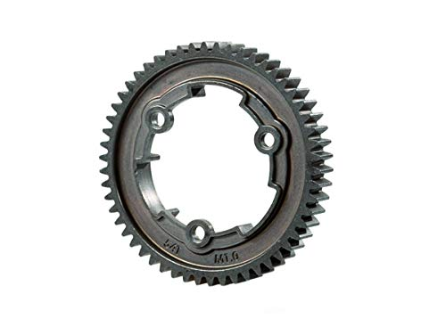 Traxxas 6449R - Steel Spur Gear, 1.0 Metric Pitch, 54T, Wide-Face, X-Maxx