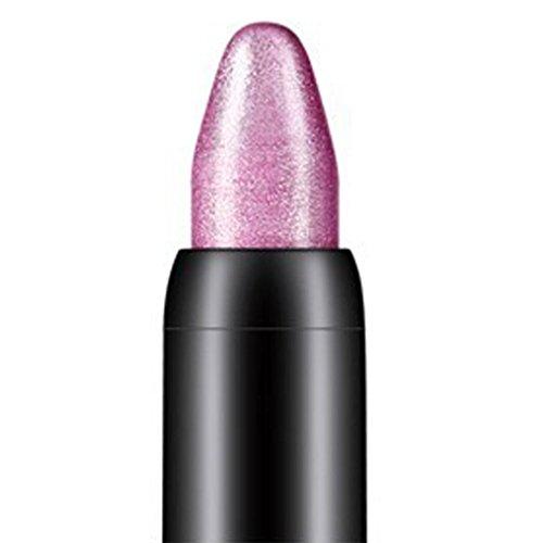 Tonsee Femmes Beauté Surligneur Crayon À Paupières Cosmétique Glitter Ombre À Paupières Eyeliner Stylo Outil De Maquillage Portable, 116cm (Rose)