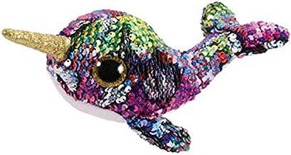 Safari Ltd 212202 Narvalo 26 cm Serie Grande Animali Marini