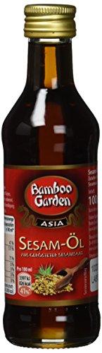 Bamboo Garden -   Sesam-Oel aus