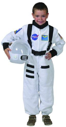 Espa Déguisement Astronaute Blanc Enfant - Blanc - 6-8 Ans (116 cm)