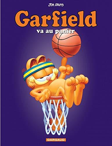Garfield - tome 41 - Garfield va au panier