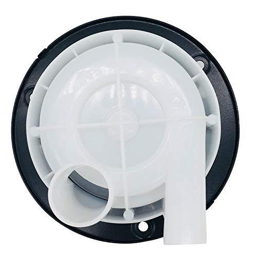 JJDD Vervanging 21001906 Wasmachine Afvoer Waterpomp voor Whirlpool Maytag Magic Chef Norge Wasmachine vervangen Onderdeel # 1002240, 21002219, 21001906, 21001873, 21001723, 35-6465 & 35-6780 Vaatwasser