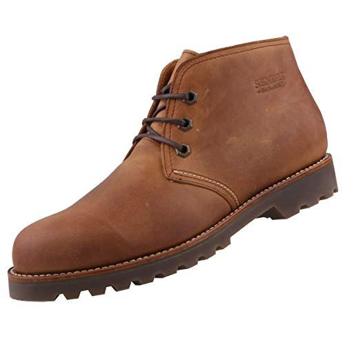 Sendra 15993 - Botas para Hombre, Color marrón, Color Marrón, Talla 43 EU
