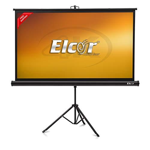 ELCOR® Portable Projector Screen