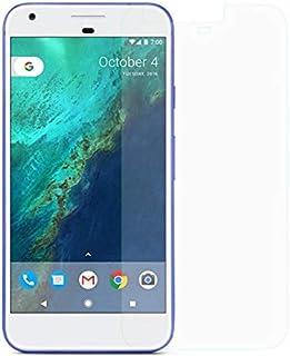 شاشة حماية زجاجية من كالانس متوافقة مع الهواتف المحمولة - قياس من 5.1 - 5.5 انش
