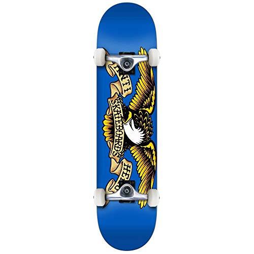 Anti Hero Blue Team Eagle - 8.25 inch Skateboard Complete
