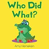 Who Did What? (English Edition)