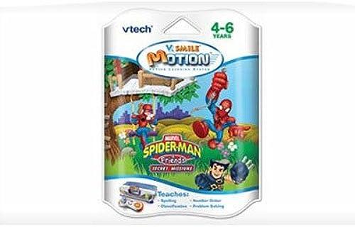 connotación de lujo discreta VTech - V-Motion    Spider-man and Friends  apresurado a ver