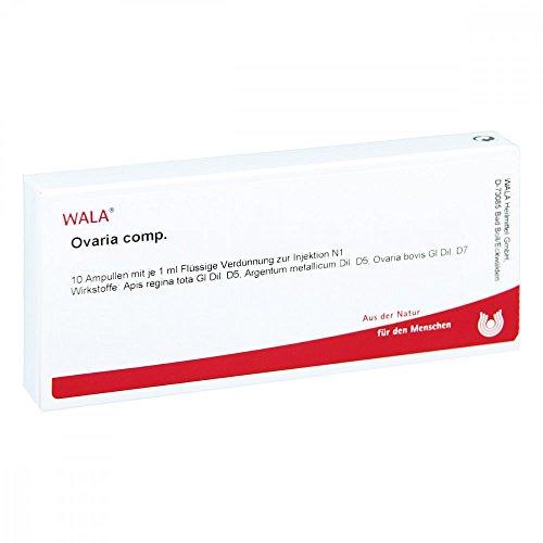OVARIA COMP. Ampullen 10X1 ml