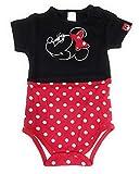 Minnie Mouse Disney Baby-Strampler für Mädchen, kurzärmelig, aus Baumwolle 74 cm(6 Monate)