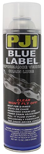 PJ1 13oz Blue Label Motorcycle Chain Lube