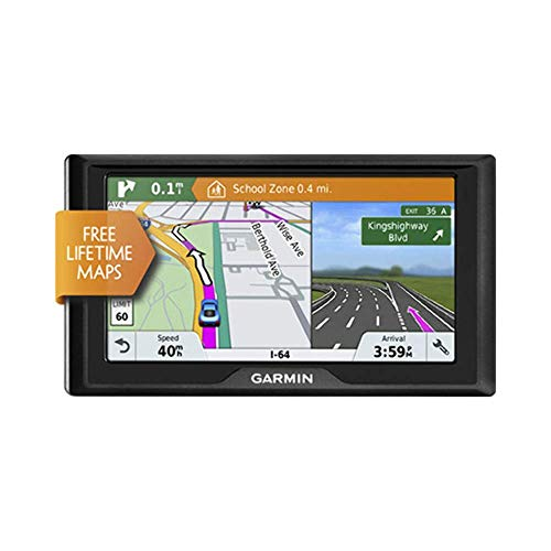 Great Deal! Garmin 010-N1679-06 Drive 61LM with Lifetime US and Canada Maps (Renewed)