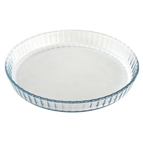 ProCook - Plat à four en verre Plat à tarte