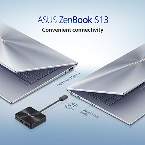 Compare ASUS ZenBook S13 UX392FN vs other laptops