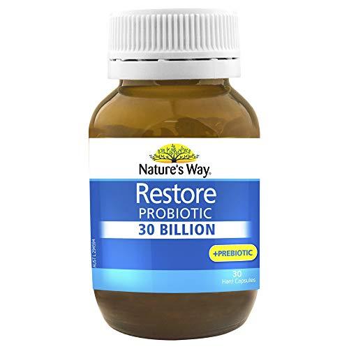 Nature's Way Restore Probiotic 30 billion, 0.11 Kilograms