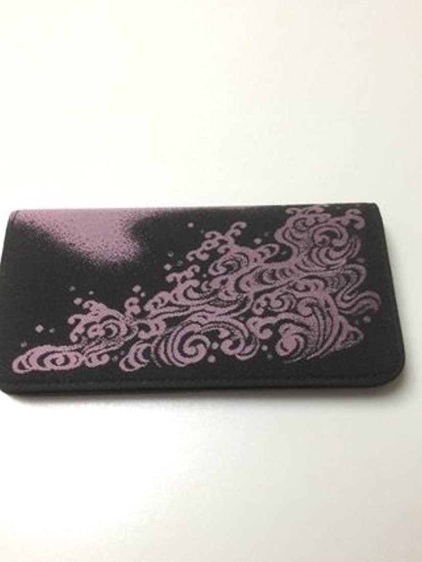 画面それらコーヒー西陣織カードケース