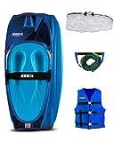 Jobe Streak Kneeboard Paket Blau