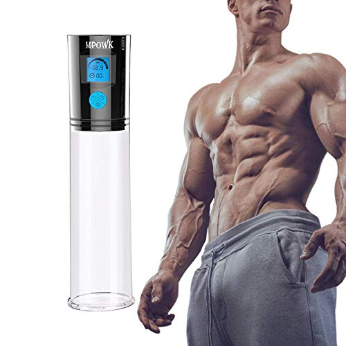 Fantastic Prices! Wand Massage Men Handheld Toy's Electric Vacuum Pump Pênīs Increaser Men Handhel...