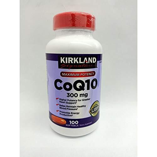 Kirkland Signature CoQ10 Softgels