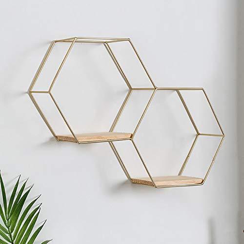 estantería hexagonal fabricante Huo J