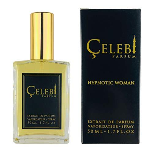 Celebi Parfum Hypnotic Woman Extrait de Parfum 30% femme/woman Spray 50 ml