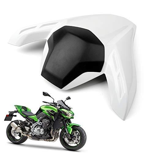 Artudatech Motocicleta Funda para Asiento Trasero Carenado, Moto Rear Seat Cowl Moto Colin para KAWASA-KI Z900, Z900 ABS 2017-2019