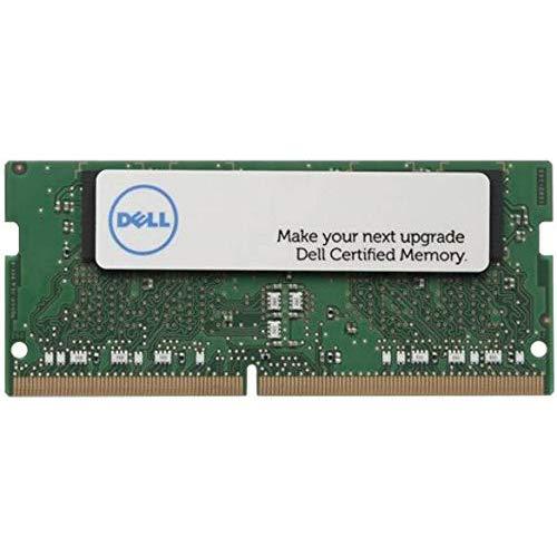 Dell - DDR4 - 16 GB - SO-DIMM 260-pin - 2666 MHz / PC4-21300 - 1.2 V - unbuffered - non-ECC - Upgrade - for G3 3579, 3779, G5 15 5587, G7 15 7588, Inspiron 5477, OptiPlex 3060, 5060, 7060