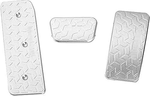 HZHAOWEI Pedal de coche aleación de aluminio coche interior gas freno pie...