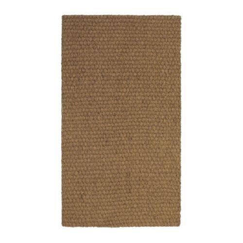 IKEA SINDAL - estera de puerta, natural - 50x80 cm