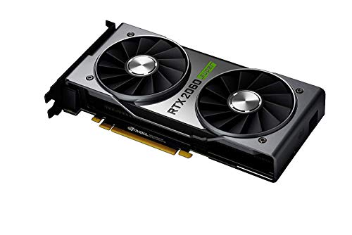 Nvidia Geforce RTX 2060 Super Founders Edition - Tarjeta gráfica