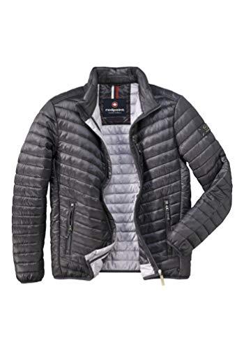 Michaelax-Fashion-Trade Redpoint - Leichte Herren Stepp-Jacke, Walker (R701782648000), Farbe:Anthrazit (1100), Größe:M