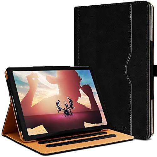 Karylax - Funda de protección y modo soporte para tablet Sumtab de 10 pulgadas, color negro