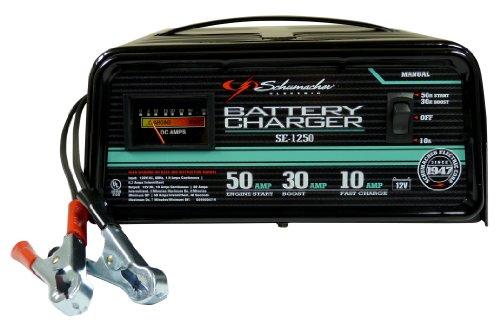 Schumacher Se -1052 Car Battery Charger