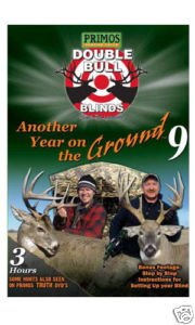 Primos and Double Bull Blinds 'Another Year On The Ground 9' (DVD)