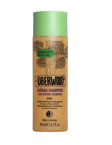 Überwood - Aufbau Shampoo für normales Haar - 200 ml