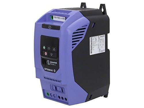 ODE32101051F4201 Vector inverter Max motor power0.55kW Usup110÷115VAC