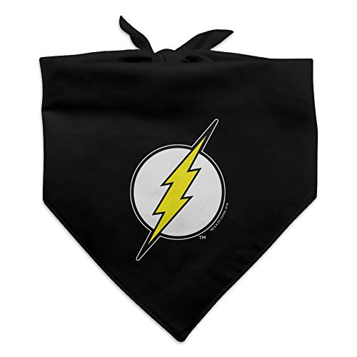 GRAPHICS & MORE The Flash Lightning Bolt Logo Dog Pet Bandana