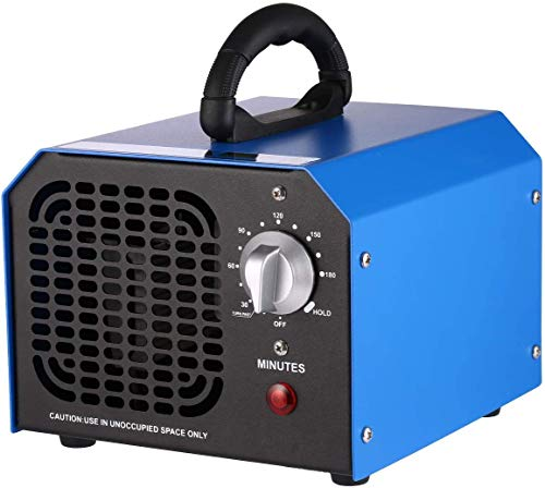Generador Ozono Profesional Marca supportMe