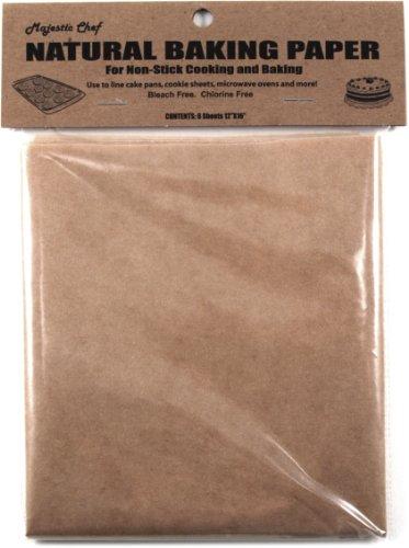 HIC Harold Import Co.. rw1176N-hic set di 6Regency Natural Parchment Paper Sheet Home Decor prodotti