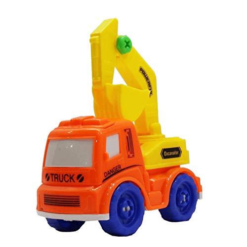 zeyujie Kinder Demontage und Montage Spielzeug DIY Spielzeug Auto Baby Hand-On Abnehmbare Schraubendreher...