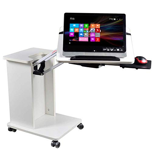 Jsmhh La tabla plegable del ordenador portátil, portátil ordenador del juego de escritorio de la tableta soporte de la bandeja de noche Sofá Sillón de artesanía Jigsaw