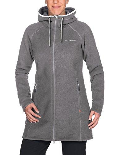 VAUDE Damen Jacke Torridon Coat II, grau (Pebbles Uni), 36(XS), 403150090360