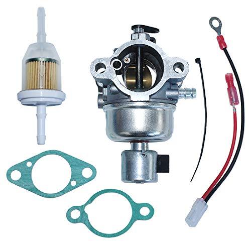 AUMEL Kit carburatore per Tosaerba Cub Cadet LTX1040 LTX1042 LTX1045 XT1-LT42 Kohler.